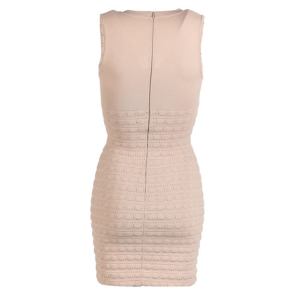 Alaïa Dress in cream