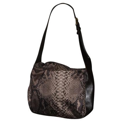 Moschino Python bag