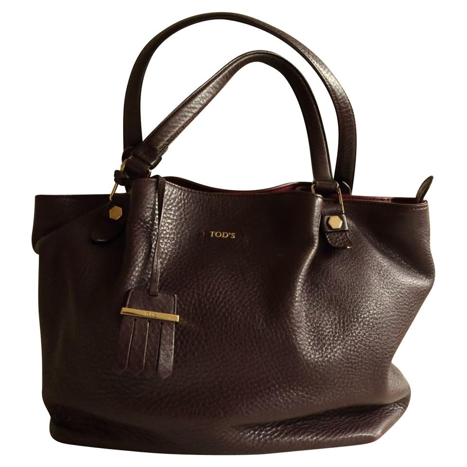 tod 39 s handtasche aus leder second hand tod 39 s handtasche aus leder gebraucht kaufen f r 400 00. Black Bedroom Furniture Sets. Home Design Ideas