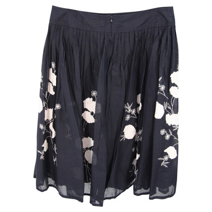 French Connection Flowered skirt