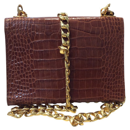 Escada Handbag from crocodile leather