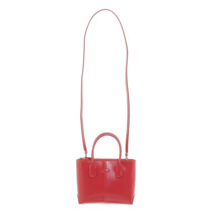 Tod's Small handbag in red