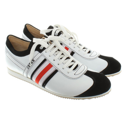 Dolce & Gabbana Sneakers in Black / White