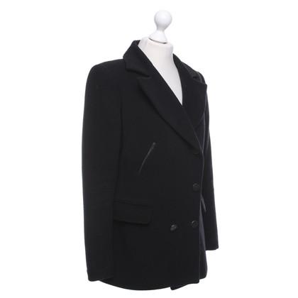 Karl Lagerfeld Jacke in Schwarz