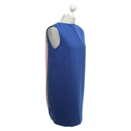 MSGM Dress in blue / pink