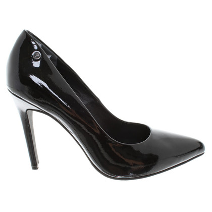 JOOP! in pelle verniciata pumps