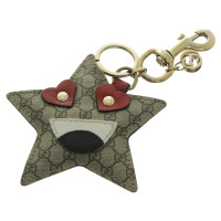 Gucci Key fob in star design