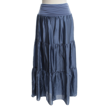Other Designer Gustav - Silk skirt in blue