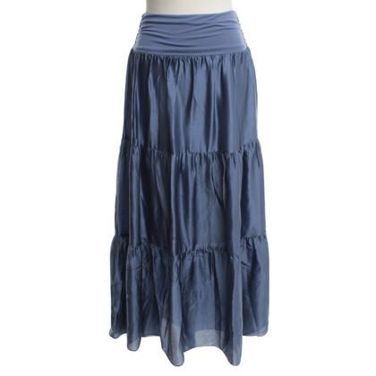 Andere merken Gustav - zijden rok in blauw