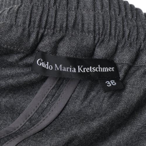 promo code 9f691 e4d54 Guido Maria Kretschmer Hose in Grau-Meliert - Second Hand ...