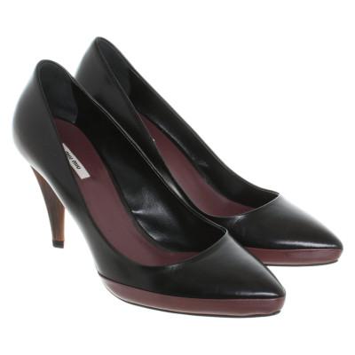 8d009382b1ff6 Miu Miu Schuhe Second Hand  Miu Miu Schuhe Online Shop