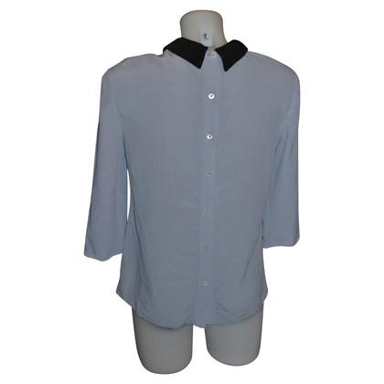 Prada Turquoise blouse