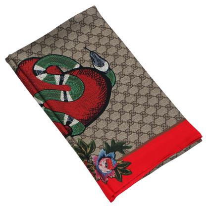 Gucci foulard de soie
