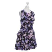 McQ Alexander McQueen Kleid mit Muster