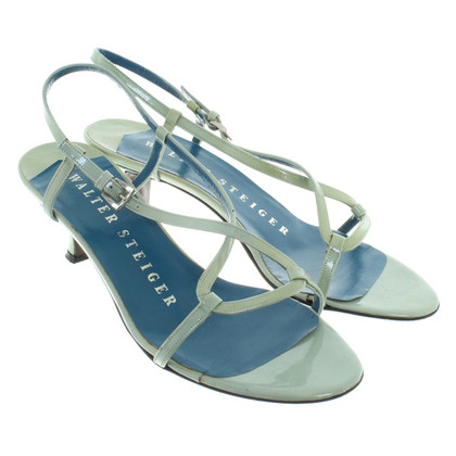 Walter Steiger Sandals in light green