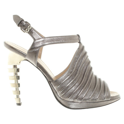 Proenza Schouler Sandals in anthracite