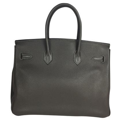 "Hermès ""Birkin Bag 35"" from Clémence leather"