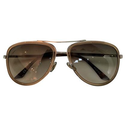 Gucci Sunglasses Pilotensitl