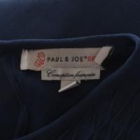 Paul & Joe blouse Petrol