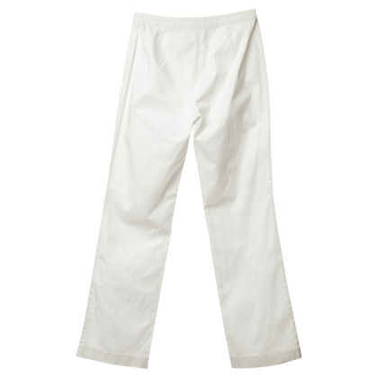 Marc Cain Summer pant in white