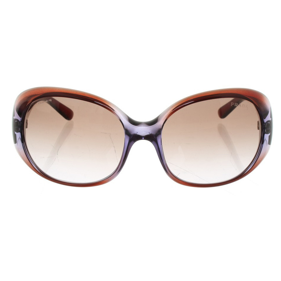 Prada Sunglasses with color gradient