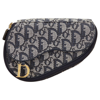 "Christian Dior ""Saddle Pochette"""