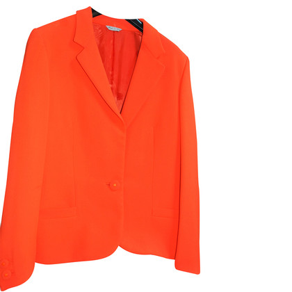 Gianni Versace Jacket in Orange