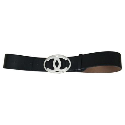 Chanel Ledergürtel