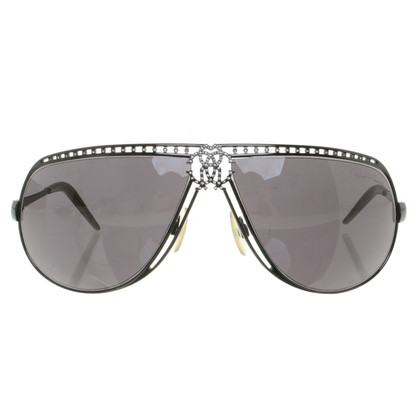 Roberto Cavalli Sunglasses in Black