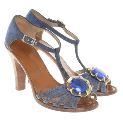 Marc Jacobs Sandals in Blue