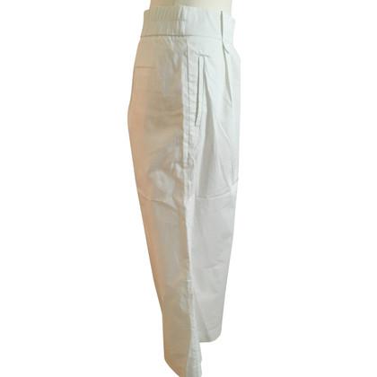 Stefanel Culotte in Weiß