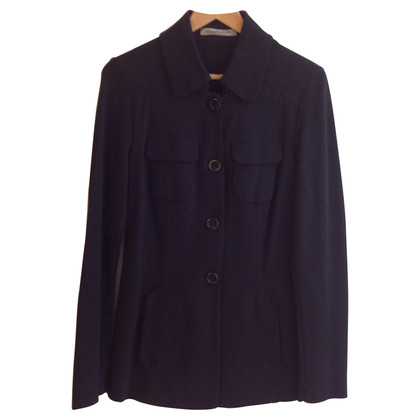 Marc Cain Jacket in dark blue