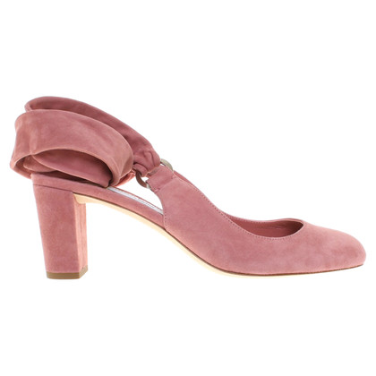 Jimmy Choo pumps in pink