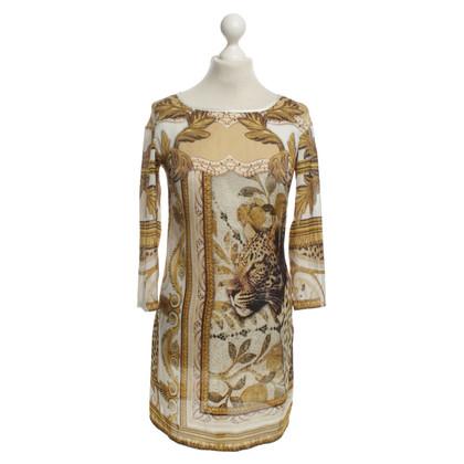Just Cavalli Dress with print motifs
