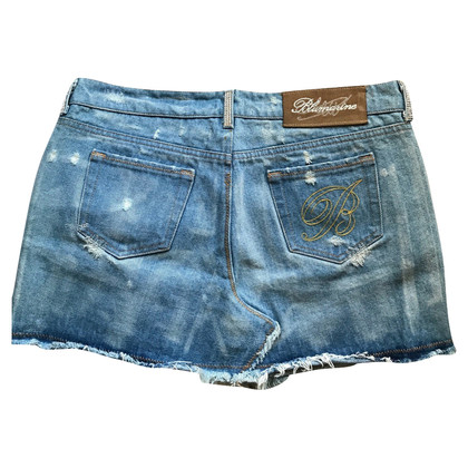 Blumarine Minigonna jeans