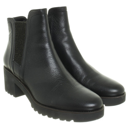 Hogan Ankle boots leather