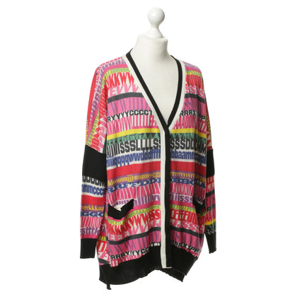 D&G Patterned Cardigan