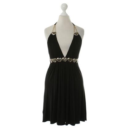 Sky Kleid in Schwarz