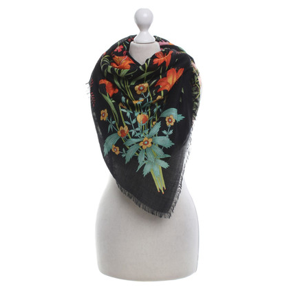 Gucci In tela con stampa floreale