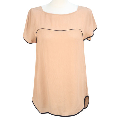 French Connection top in beige