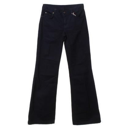 McQ Alexander McQueen Jeans in donkerblauw