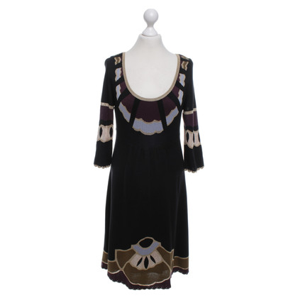 Temperley London Strickkleid mit Muster