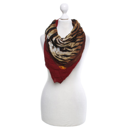 Ralph Lauren Scarf with Animalprint