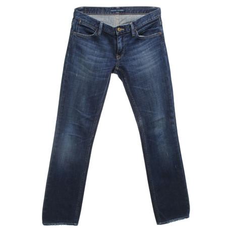 Ralph Lauren Jeans im Used-Look Blau