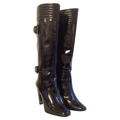 Hugo Boss Boots with gloss finish