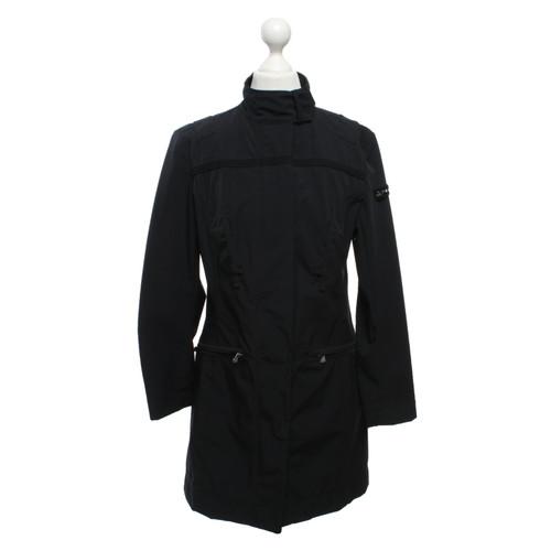 san francisco 0944d ca6b5 Peuterey Jacket/Coat in Black - Second Hand Peuterey Jacket ...