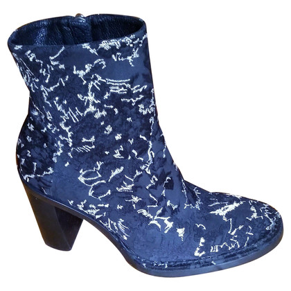 Ann Demeulemeester Boots in zwart / White