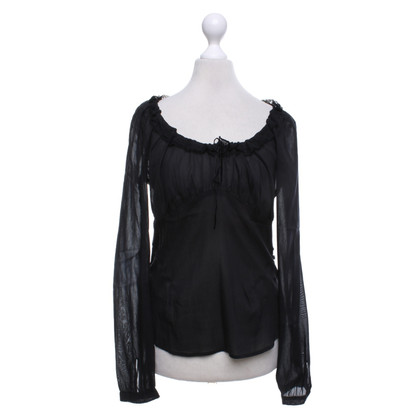 Max & Co Blouse in zwart