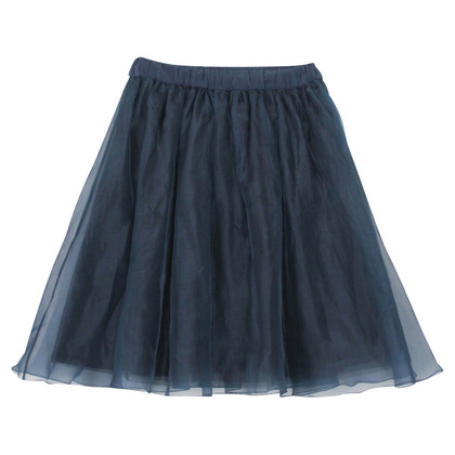 Max & Co Blue tulle skirt