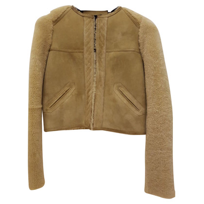 Isabel Marant Sheepskin jacket